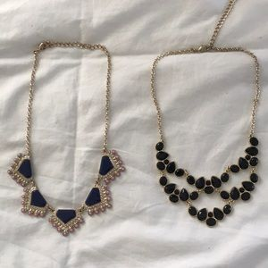 Statement Necklaces from Francesca's